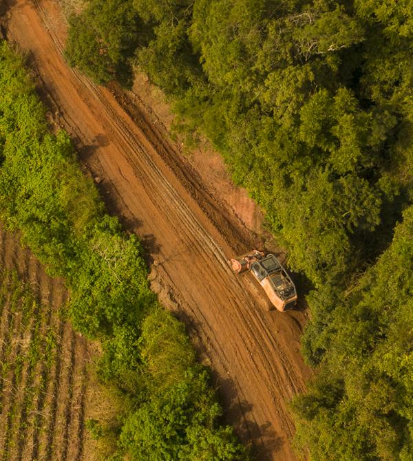 mak serviços construção de estradas no rio grande do sul